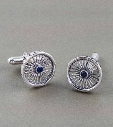 Wheel of Progress Cufflinks
