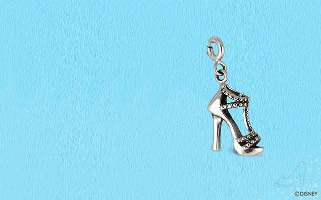 Disney Princess Jewellery If the Shoe Fits Shoe Charm
