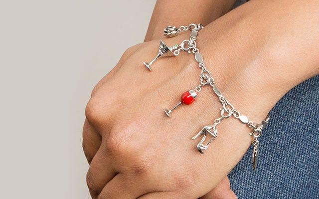 Bracelets - Pure Silver Bracelets for Girls, Women and Ladies Hand Bracelet  Online - FOURSEVEN