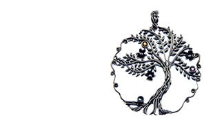 Wishing Tree Pendant