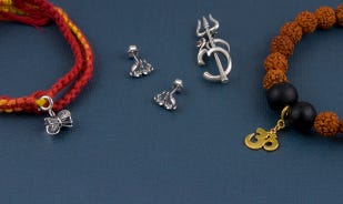Auspicious Shiva Jewellery Collection