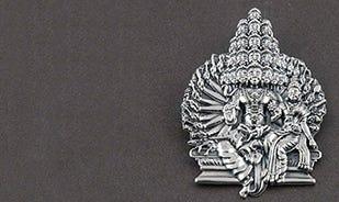 Maha Sadashiva Murti Pendant