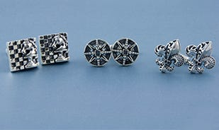 Cufflinks Collection for Men