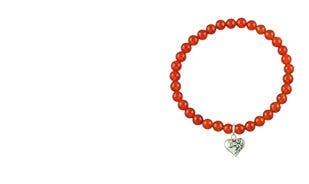 Dil Se Heart Bead Bracelet