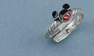 Disney Mickey Mouse Toe Ring