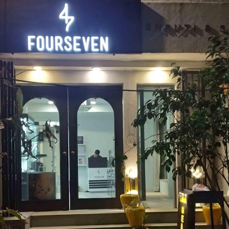Fourseven Boutique at Galleria Retail Store