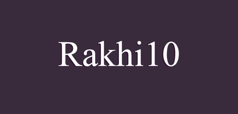 Raksha Bandhan 2021 Discount Offer