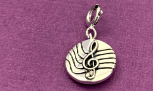Sound of Music Silver Charm