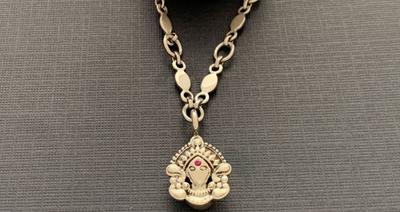 Fourseven Blog | Silver Navratri Jewellery Collection 2021