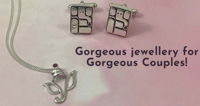 Gorgeous jewellery for Gorgeous Couples!